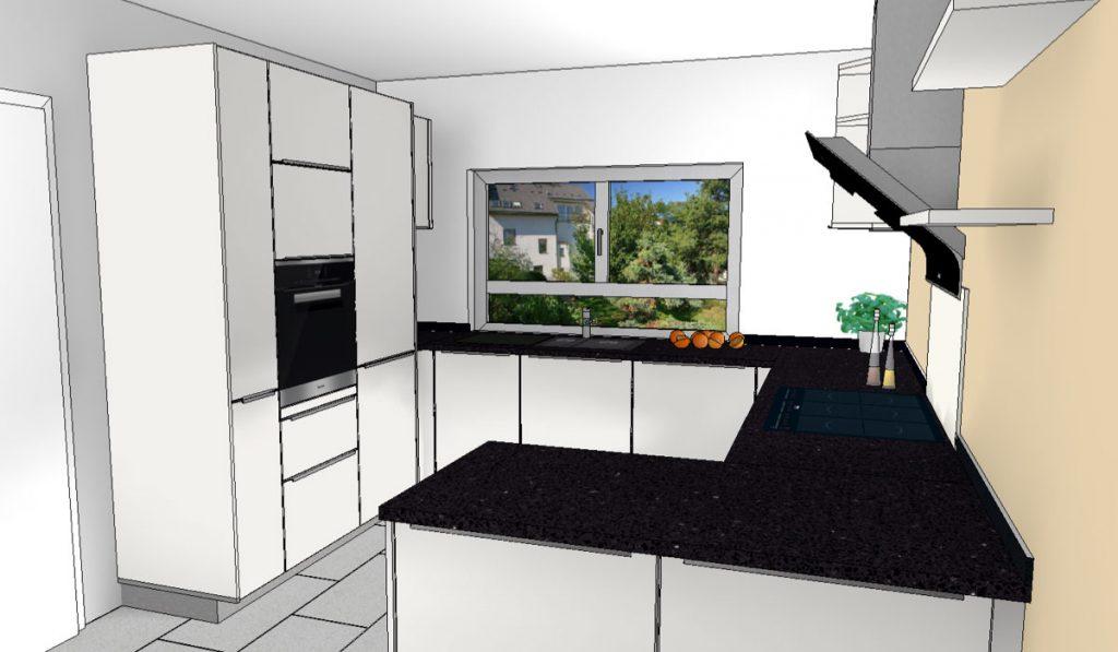 Online Küchenplaner Wohnpark Binzen