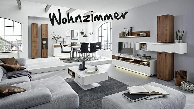 Interliving Wohnzimmer Wohnpark Binzen