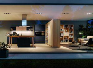 Next 125 – Ceramic Grafit Küche