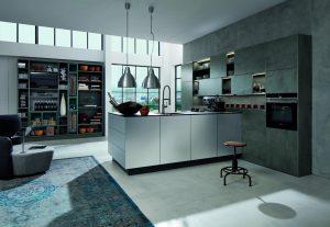 Beckermann – Industrial Design Küche